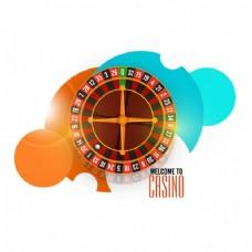 赌场背景与轮盘赌