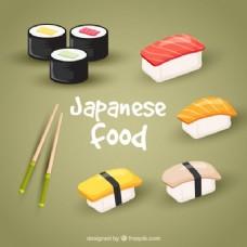 现实的日本食品包