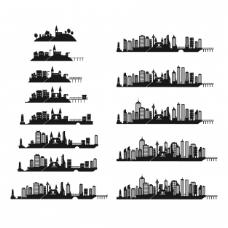 城市的天空收藏