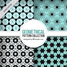 四种几何图形的集合