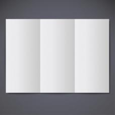 白色的模板