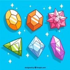 彩色宝石包