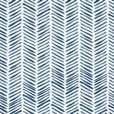 蓝色立体线条卡通矢量小清新背景纹理