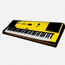 電子琴鍵盤