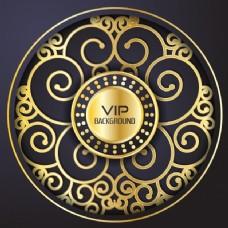 观赏VIP背景
