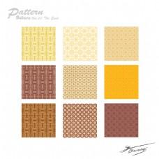 多种经典布纹元素