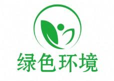 绿色环境logo
