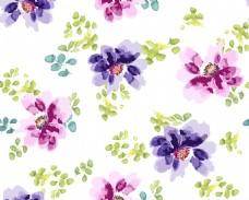 花卉花朵 无缝