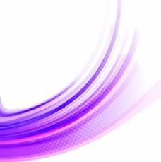 现代彩色波动背景
