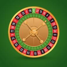 轮盘赌的背景设计