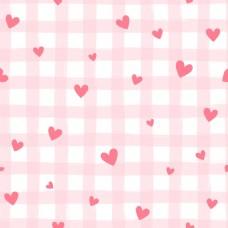 粉色纹理背景底纹矢量素材