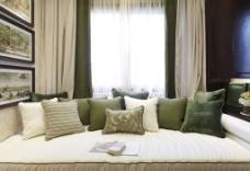 床上用品装饰效果图