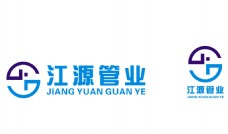 江源管业logo