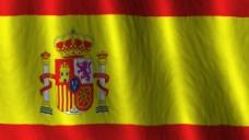 西班牙国旗视频