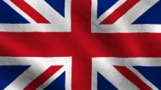 英国国旗视频素材