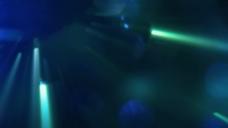 青色光线视频素材