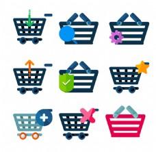 网络购物图标ICON