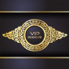 VIP背景设计