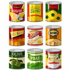 罐头食品行业