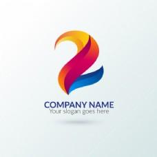 摘要logo模板