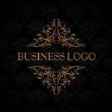 观赏logo模板
