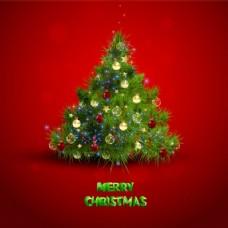 圣诞树新年装饰圣诞