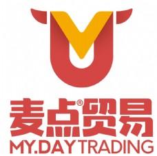 麦点贸易logo