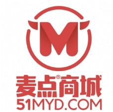 麦点商城logo