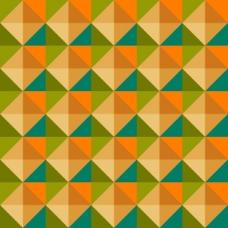 三角形和正方形的几何背景