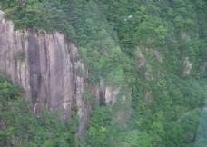 黄山悬崖大峡谷