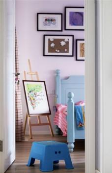儿童房装修效果图卫生间