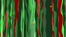 圣诞色调视频背景设计