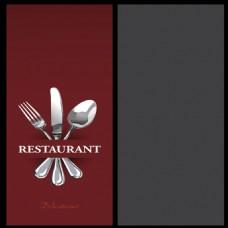 餐厅菜单Logo设计