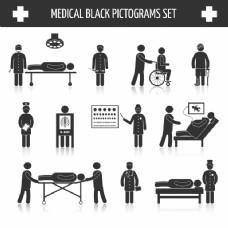医疗图标集