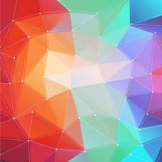 未来纹理艺术方形屏幕