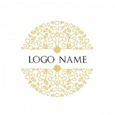 花logo模板