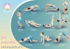 瑜珈动作分解