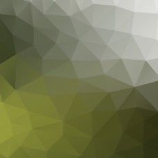 绿色多边形三角形背景
