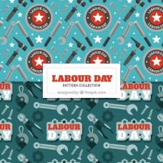 用工具在平面设计中的劳动日模式