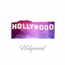 好莱坞,多边形