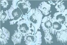 蓝白色纹理素材