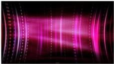 紫色光效背景视频素材