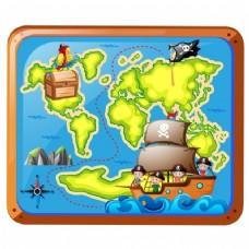 海盗地图设计