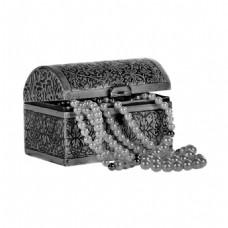 首饰盒珠宝元素