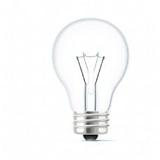 手绘电灯元素