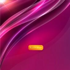 背景形态紫白曲线
