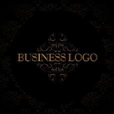 优雅的logo模板
