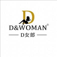 D女郎标志