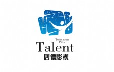 唐德影视logo