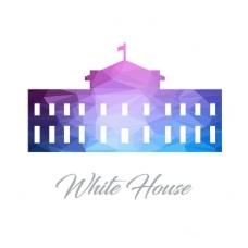 多边形白宫